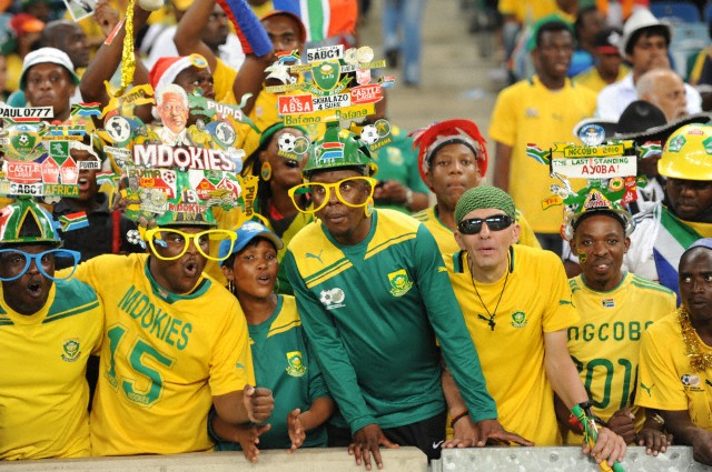Bafana v Nigeria AFCON Qualifier Preview