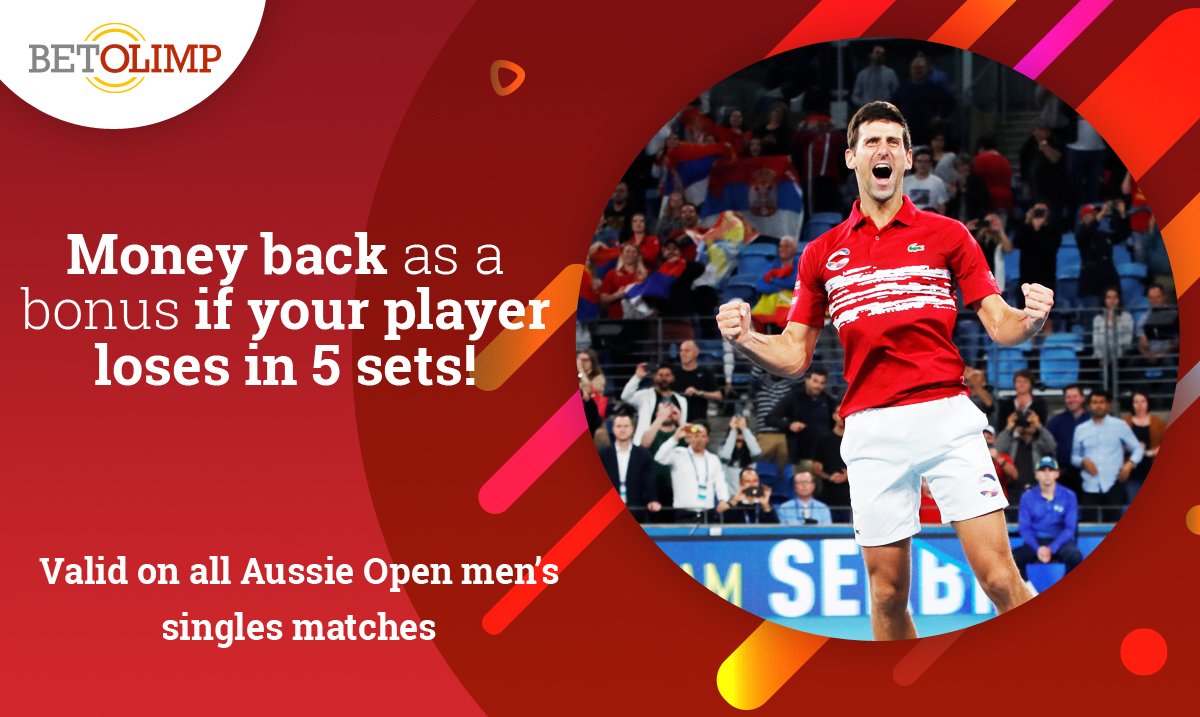 Aus Open Tennis 5th Set Refund MBS