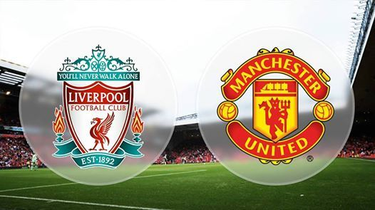 Liverpool v Man United, Win A Share of R25k