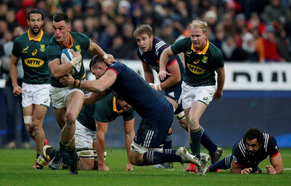 Scotland v Springboks International Rugby Preview