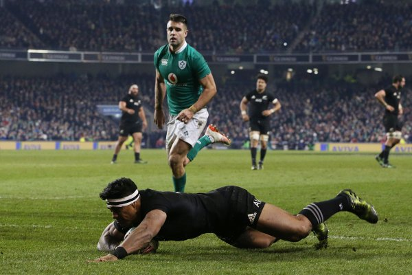 Ireland v All Blacks International Rugby Preview