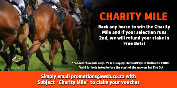 WSB Charity Mile Promo