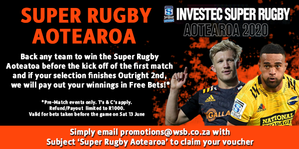 WSB NZ Super Rugby Promo